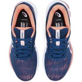 asics Gel-Pulse 11 Kengät Naiset, mako blue/sun coral